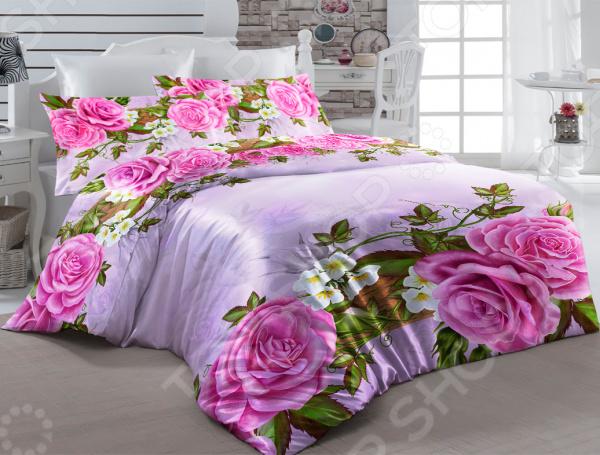 Комплект постельного белья ТамиТекс «Китайские розы»