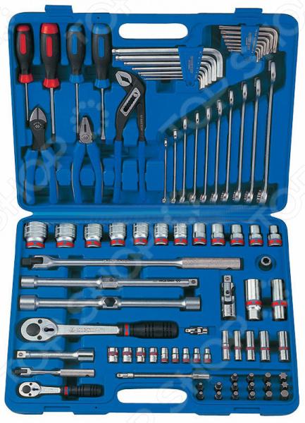 Набор инструментов универсальный King Tony KT-7085SR