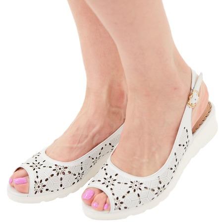 Купить Туфли EGO «Комфорт». Цвет: белый