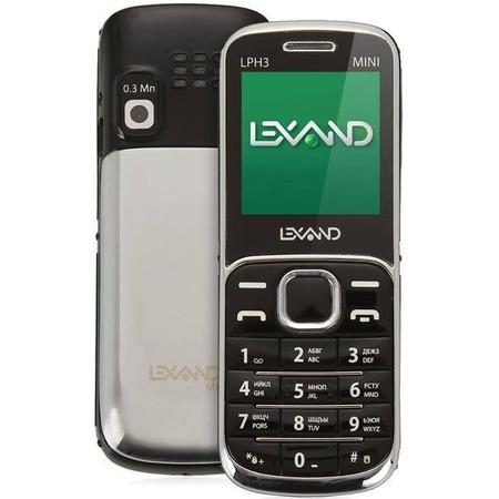 Мобильный телефон Lexand LPH3