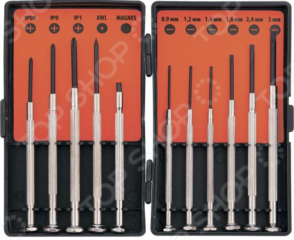 Набор отверток для точной механики SPARTA 133605 набор отверток для точных работ 6 шт gross 13346