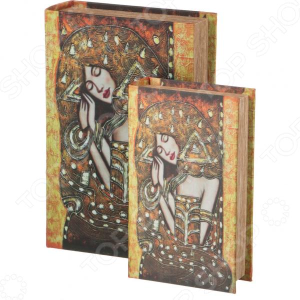 Комплект шкатулок-книг Lefard 184-317
