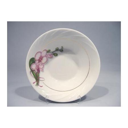 Купить Салатник ДФЗ «Белая Орхидея»