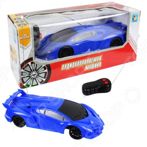 Машина на радиоуправлении 1 Toy «Спорткар 3» цена