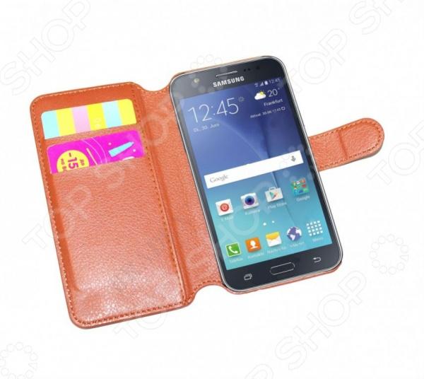 Чехол для телефона Bradex Flip-Open Case Чехол для телефона Bradex SU 0017 /Коричневый
