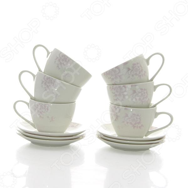 Чайный набор Esprado Peonies
