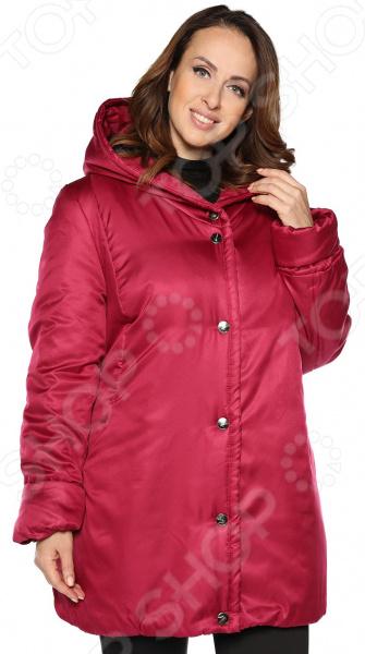 Куртка Гранд Гром «Ягодный нектар» Цвет брусничный
