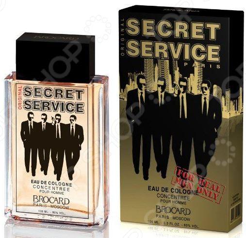 Одеколон мужской Brocard Secret Service Original одеколон