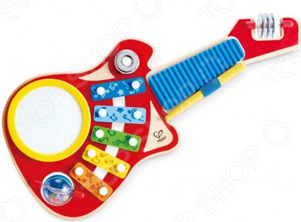 Музыкальная игрушка Hape E-0335 6 в 1