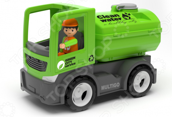 Автоцистерна игровая EFKO Green City Service. Clean Water