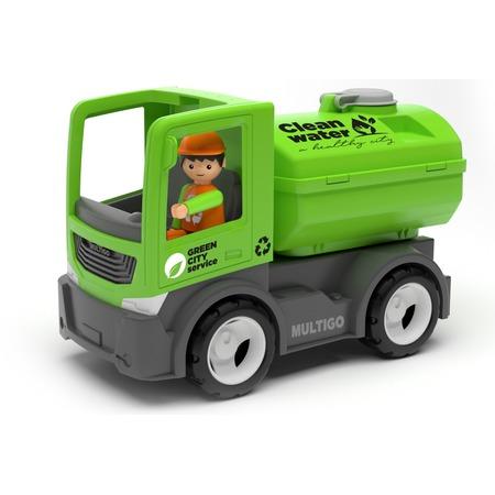 Купить Автоцистерна игровая EFKO Green City Service. Clean Water