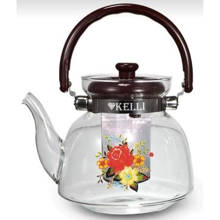 Купить Чайник заварочный Kelli KL-3002