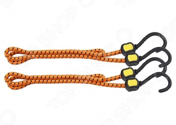 Резинки багажные с крюками Stels