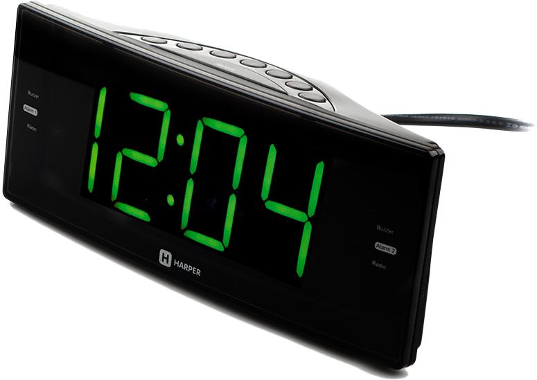 Радиобудильник Harper HCLK-2044