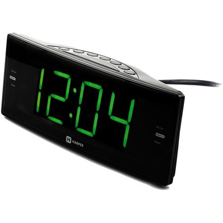 Купить Радиобудильник Harper HCLK-2044