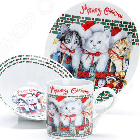 Набор посуды для детей Loraine LR-27117