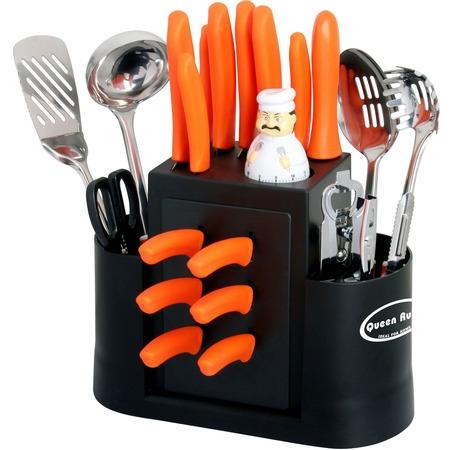 Купить Набор кухонных принадлежностей Queen Ruby QR-8272