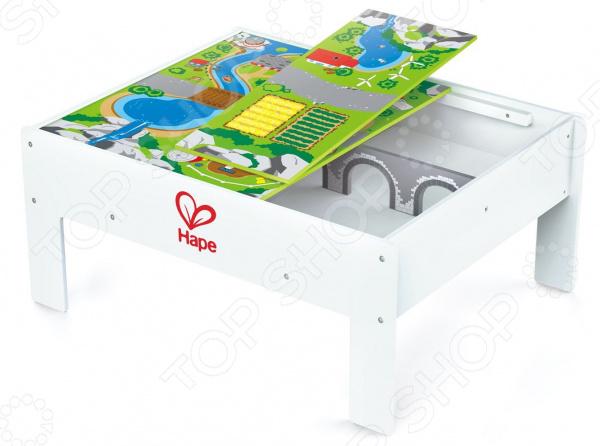 Стол игровой детский Hape E3714 с системой хранения
