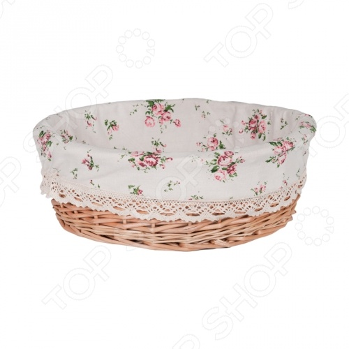 Корзина плетеная для мелочей 2К Комфорт 1716232 плетеные корзины из лозы купить краснодар