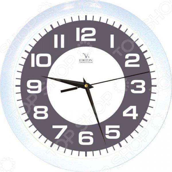 Часы настенные Вега П 1-7/7-77 «Хронометр»