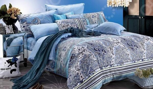 Комплект постельного белья «Лувр». 2-спальный мар текс
