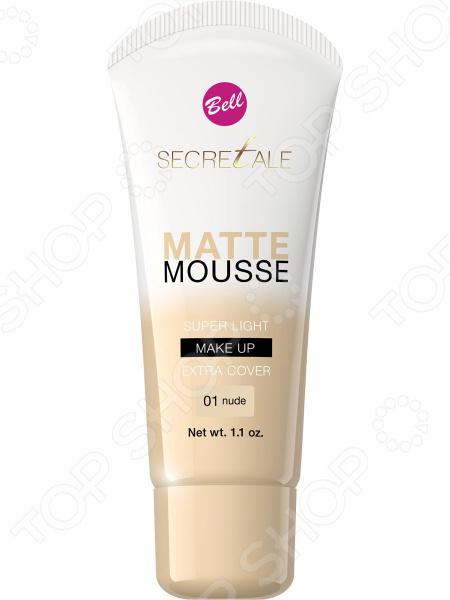 крем- Bell Secretale Matte Mousse