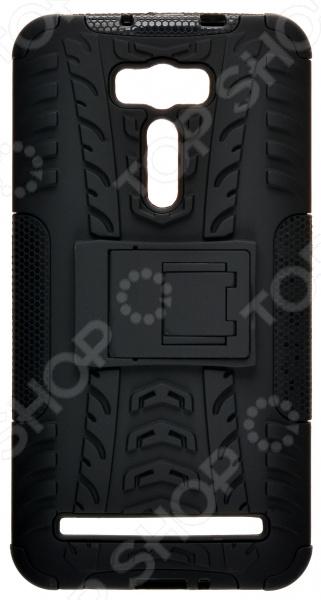 Чехол защитный skinBOX ASUS ZenFone 2 Laser ZE601KL чехол защитный skinbox asus zenfone 2 laser ze601kl