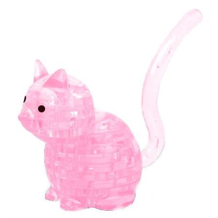 Купить Кристальный пазл 3D Город игр «Котенок»
