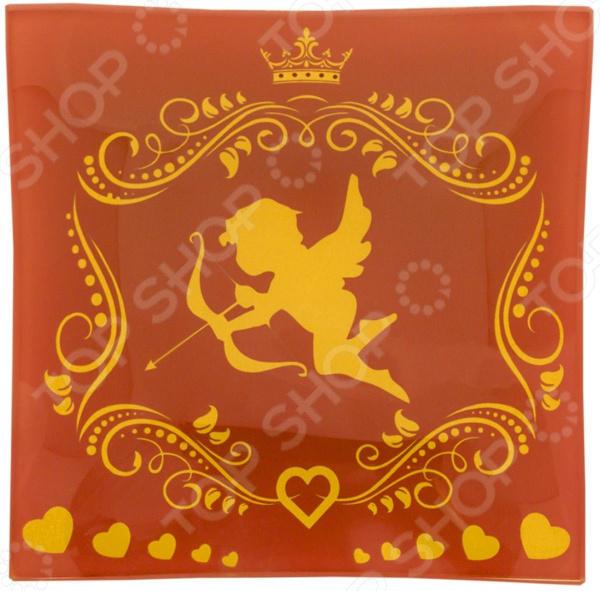 Тарелка десертная Gift'n'home «Святой Валентин» тарелка gift