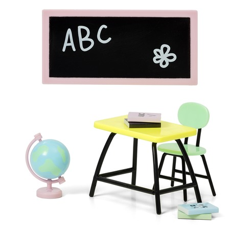 Купить Набор мебели для куклы Lundby «Школа»