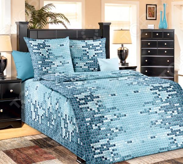 Комплект постельного белья Белиссимо «Арбат». 1,5-спальный
