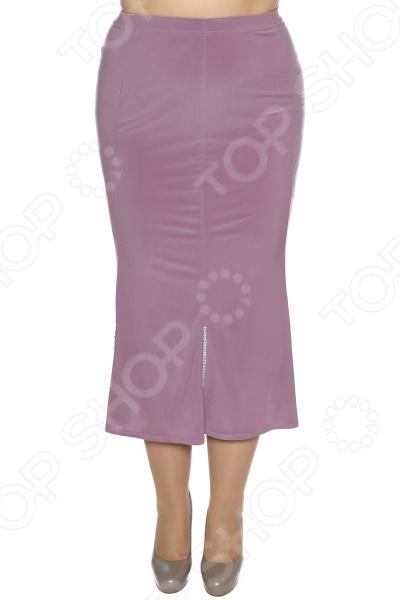 Юбка Pretty Woman «Загадочный блеск». Цвет: сиреневый