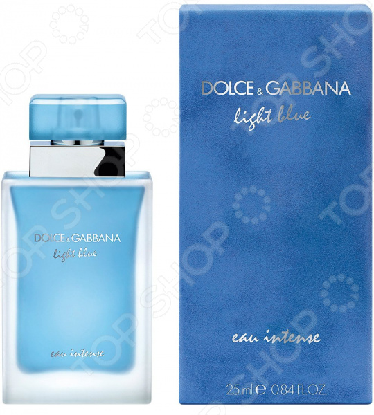 Парфюмерная вода для женщин Dolce&Gabbana Light Blue Intense