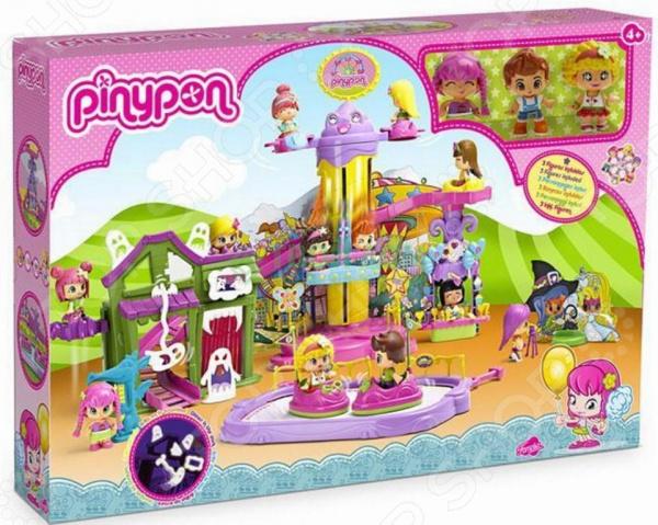Игровой набор Famosa «Парк развлечений Пинипон»