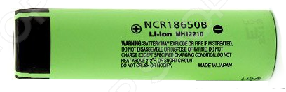 Батарея аккумуляторная Pitatel NCR18650B