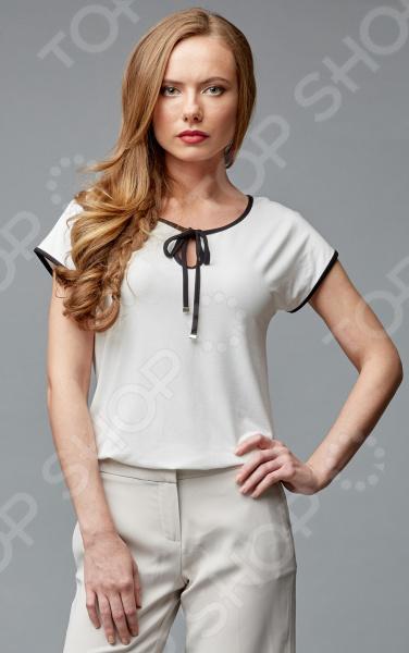 Блуза Milliner 1726108. Цвет: белый