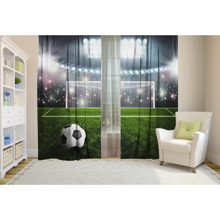 Купить Фотошторы детские ТамиТекс «Футбол»