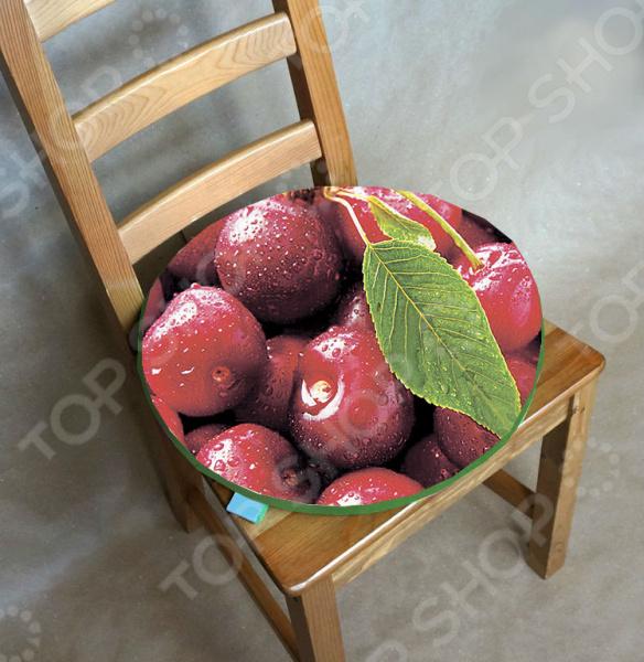 Подушка на стул IRIS Marca Marco 3024 круглая