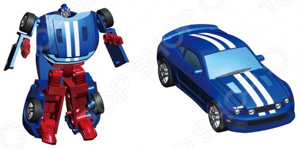 Робот-трансформер Город игр «Мустанг»