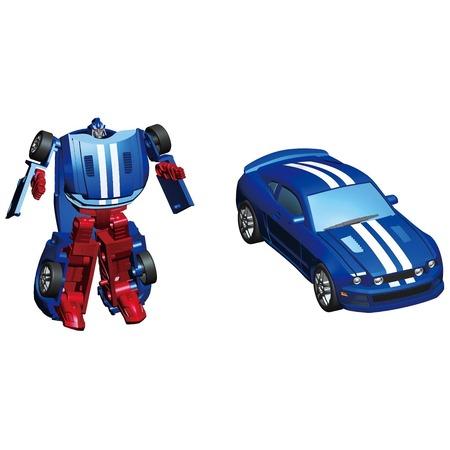 Купить Робот-трансформер Город игр «Мустанг»
