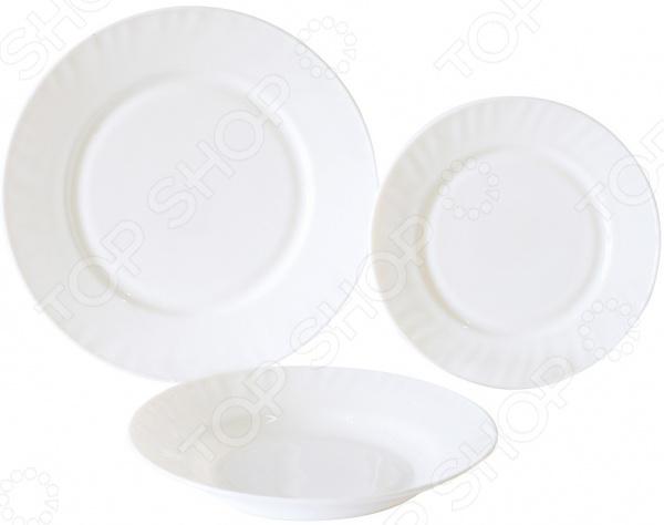 Набор столовый Rosenberg RGC-100001 набор суповых тарелок rosenberg rgc 325004