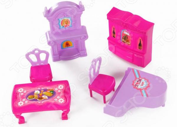Мебель для куклы Yako «У камина»