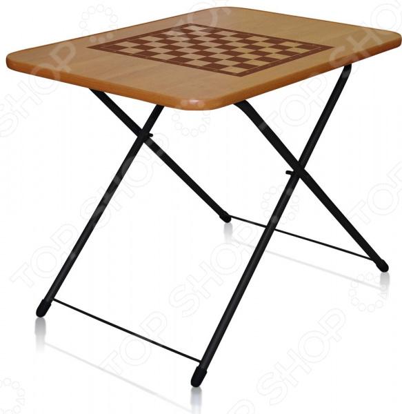 Стол складной с шахматной сеткой Ника ТСТИ