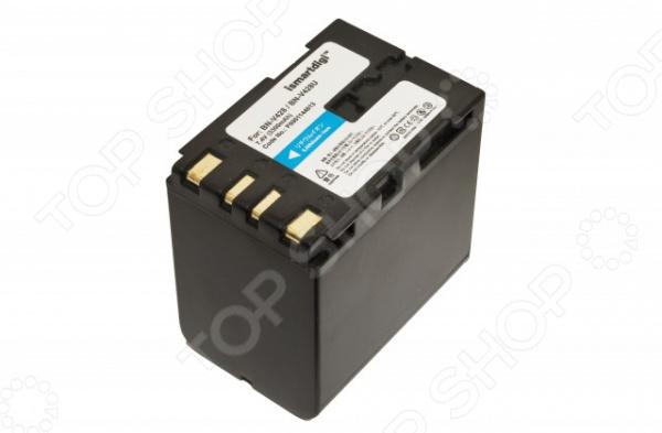Аккумулятор для камеры CameronSino PVB-305 camera battery charger cradle for jvc v408u v416u v428u ac 100 240v 2 flat pin plug