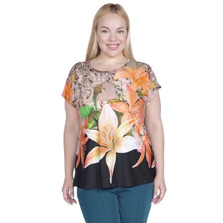 Купить Блуза Лауме-Лайн «Яркая лилия»