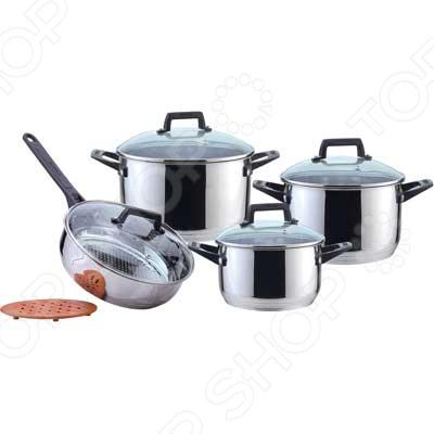 Набор посуды для готовки Bekker De Luxe BK-2864