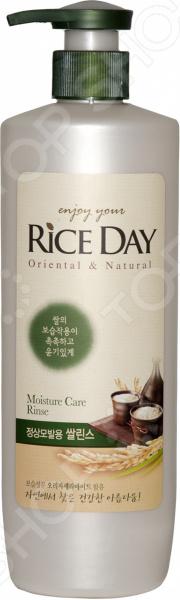 Кондиционер увлажняющий для нормальных волос CJ Lion Rice Day