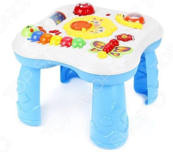 Центр развивающий для ребенка Наша Игрушка «Лето» jacques lemans jl n 210a
