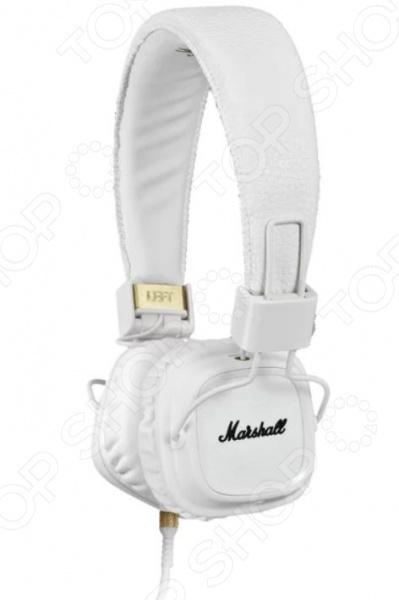 Наушники накладные MARSHALL Major II накладные наушники marshall major ii white