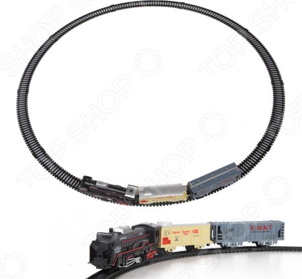 Zakazat.ru: Набор железной дороги со звуковыми эффектами Yako 1724280